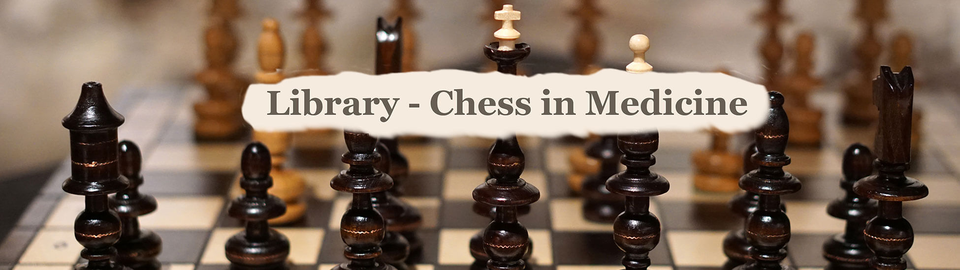 Library - Chess in Medicine